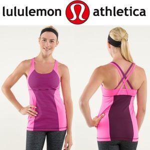 Lululemon Energy Tank 4
